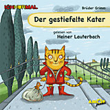 Der gestiefelte Kater, 1 Audio-CD