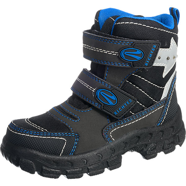Kinder Winterstiefel Blinkies, Sympatex, Weite M