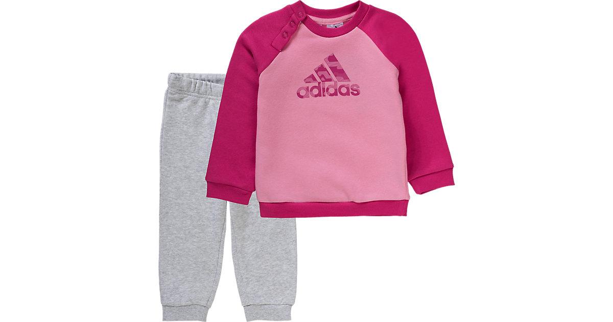 Baby Jogginganzug pink Gr. 86 Mädchen Kinder