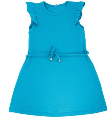 Платье для девочки DAUBER - бирюзовый