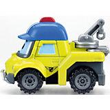 Металлическая машинка Баки, 6 см, Робокар поли