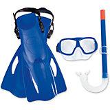 Набор для ныряния SureSwim подростковый, Bestway