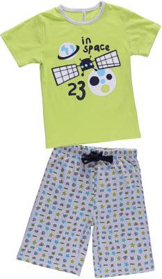 Пижама для мальчика Sweet Berry - зеленый