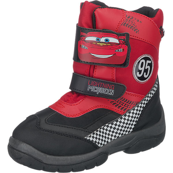 DISNEY CARS Kinder Winterstiefel