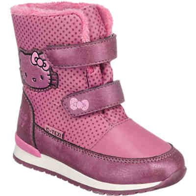 HELLO KITTY Kinder Winterstiefel