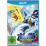 Wii U Pokémon Tekken