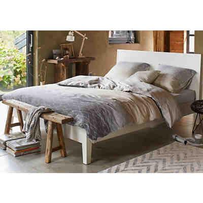 wende bettw sche lora baumwolle satin 135x200 1x80x80cm esprit mytoys. Black Bedroom Furniture Sets. Home Design Ideas