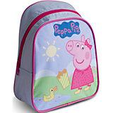 """Дошкольный рюкзак """"Свинка Пеппа"""", розовый"""