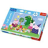 Maxi Puzzle - 24 Teile - Peppa Pig