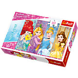 Puzzle - 30 Teile - Disney Princess - Märchenprinzessinnen
