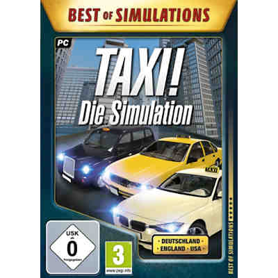 PC Taxi! - Die Simulation