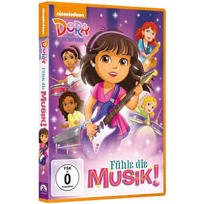 DVD Dora and Friends - Fühle die Musik!