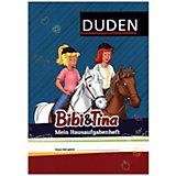 Duden: Bibi & Tina - Hausaufgabenheft