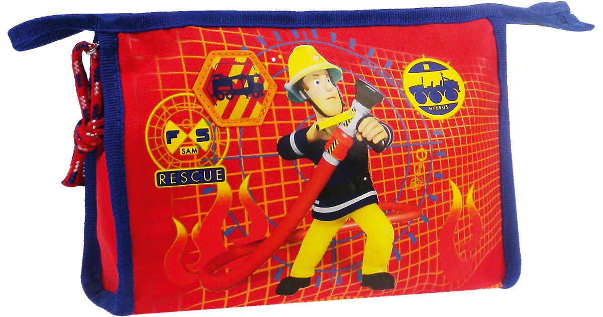 Kulturtasche Feuerwehrmann Sam