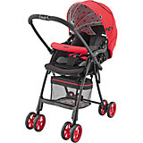 Прогулочная коляска FlyLe ruby, Aprica, красный