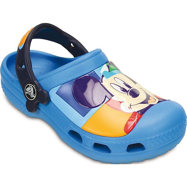 Сабо CC Mickey Colorblock Clog K Crocs