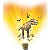 """Настенный проектор """"Экспедиция с динозаврами"""""""