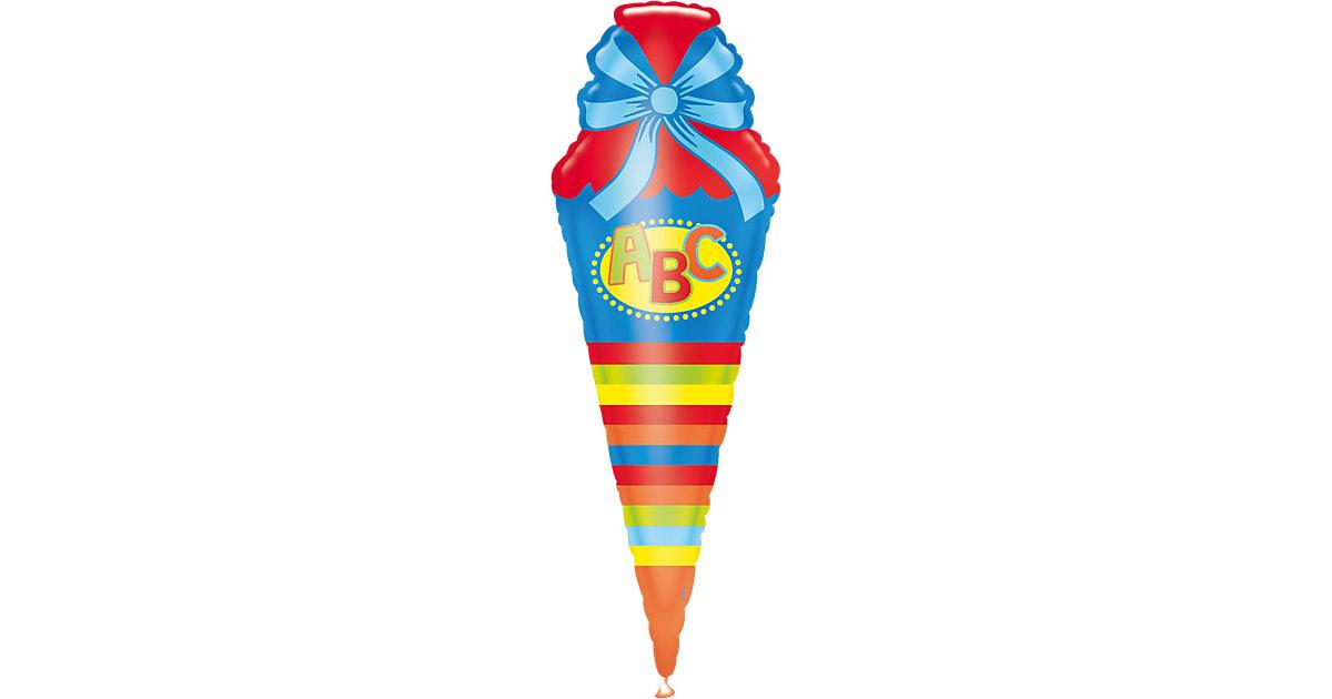 Folienballon Schultüte