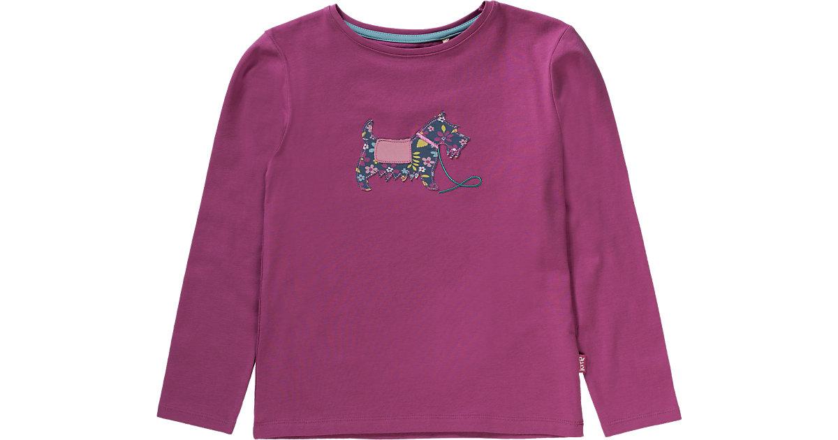 Langarmshirt Organic Cotton Gr. 128 Mädchen Kinder