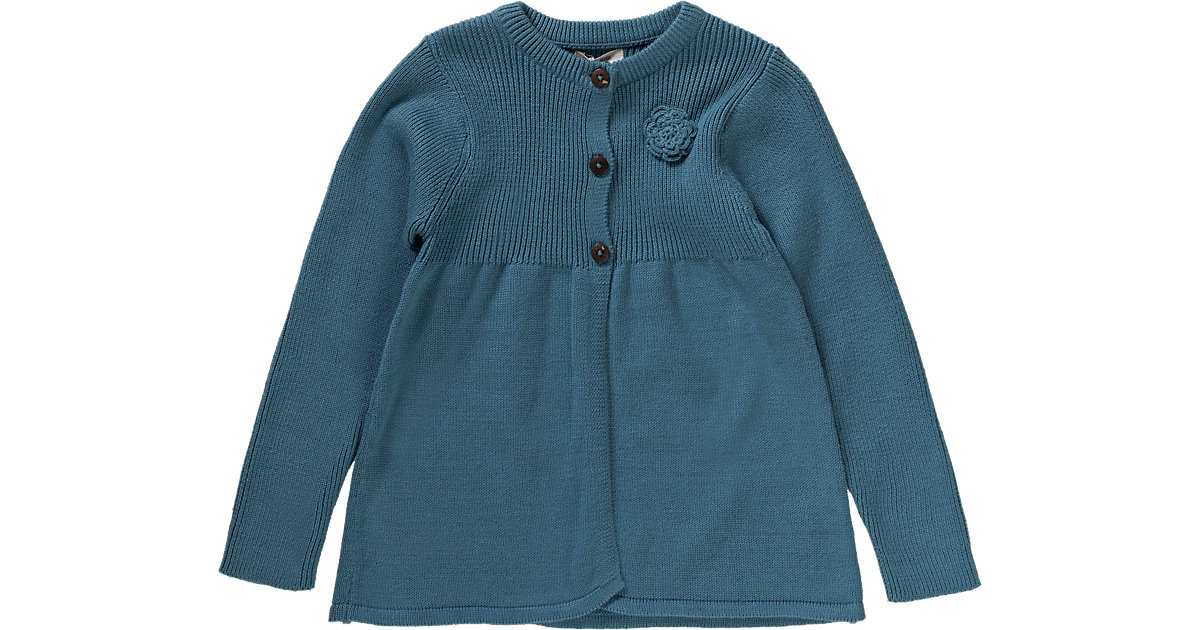 Strickjacke Organic Cotton Gr. 128 Mädchen Kinder