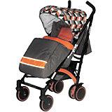 Коляска-трость BabyHit RAINBOW, оранжевый/серый