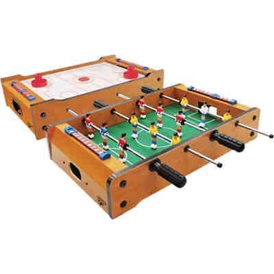 Carromco Multigame Flip-XW, Tischauflage  2 in 1