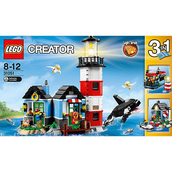 LEGO Creator  31051: Маяк