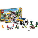 LEGO Creator 31052: Кемпинг