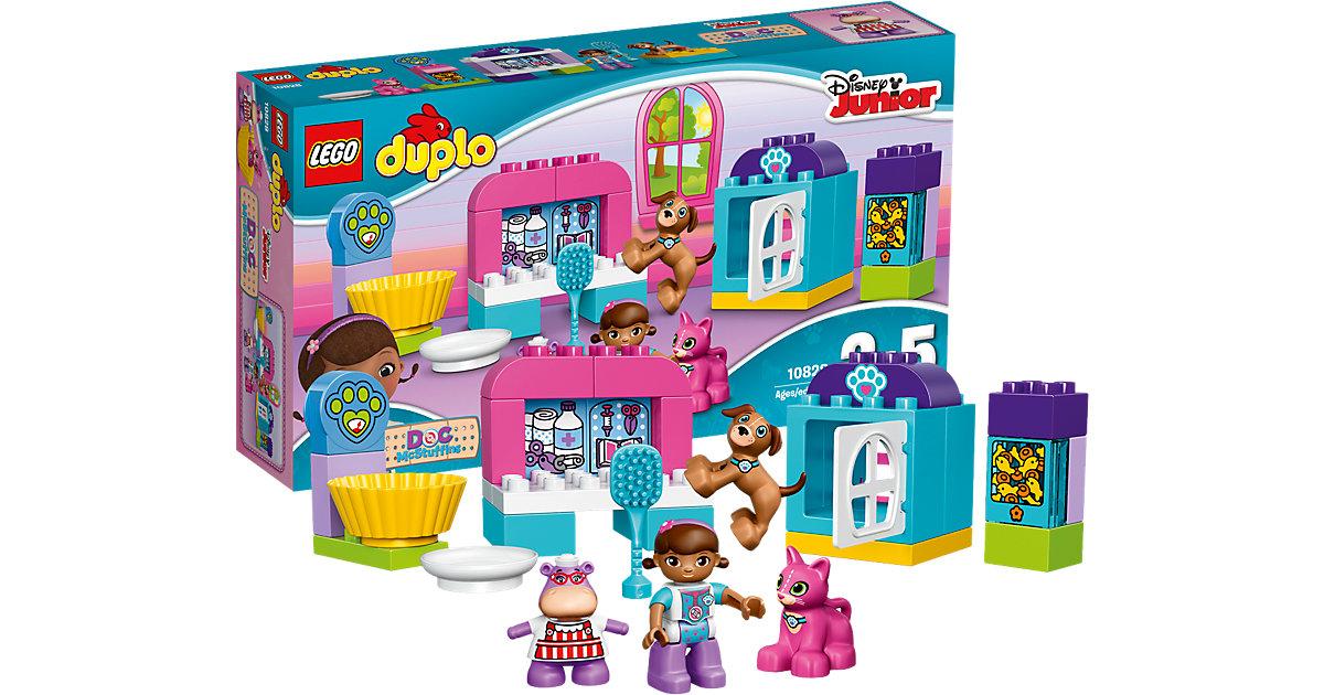 LEGO 10828 DUPLO Doc McStuffins: Tierpflegesalon