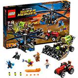 LEGO 76054 Super Heroes: Batman™: Scarecrows™ gefährl..