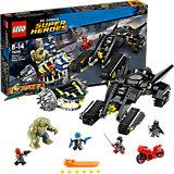 LEGO 76055 Super Heroes: Batman™: Killer Crocs™ Überf..