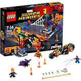 LEGO 76058 Super Heroes: Spider-Man: Ghost Riders Ver..