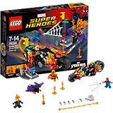 LEGO Super Heroes 76058:Человек-паук: союз с Призрачным гонщиком