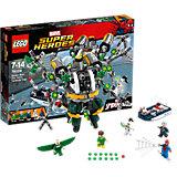 LEGO 76059 Super Heroes: Spider-Man: Doc Ocks Tentake..