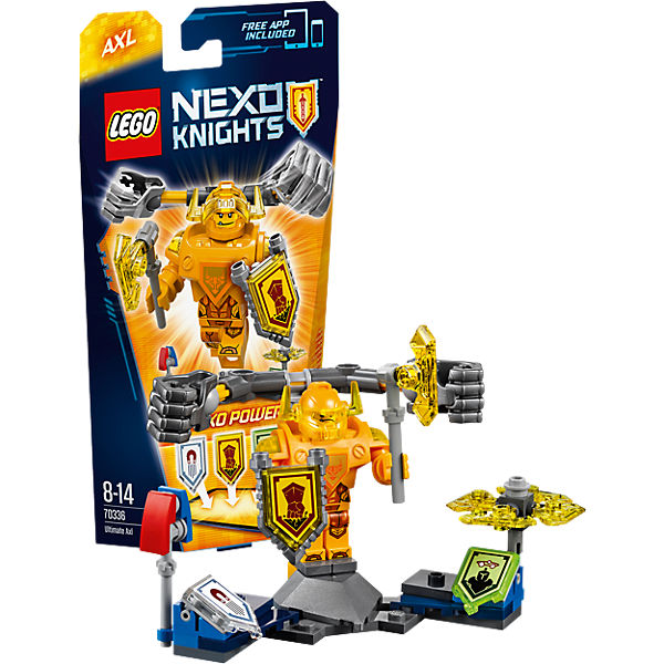 LEGO 70336 Nexo Knights: Ultimativer Axl