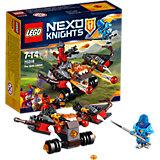 LEGO 70318 Nexo Knights: Globlin Armbrust
