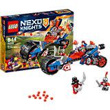 LEGO NEXO KNIGHTS 70319: Молниеносная машина Мэйси