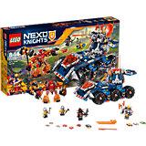 LEGO 70322 Nexo Knights: Axls mobiler Verteidigungsturm