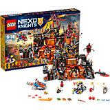 LEGO 70323 Nexo Knights: Jestros Vulkanfestung