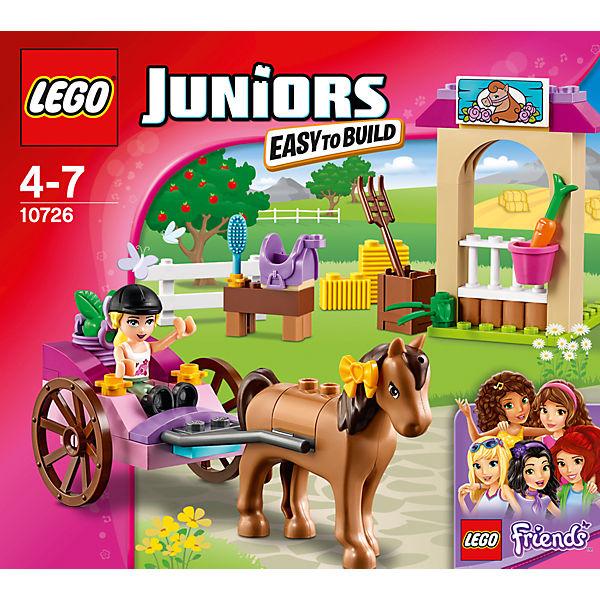 LEGO Juniors 10726: Карета Стефани