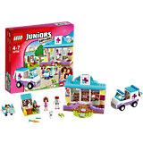 LEGO Juniors 10728: Ветеринарная клиника Мии