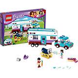 LEGO Friends 41125: Ветеринарная машина для лошадок