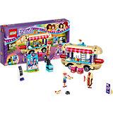 LEGO Friends 41129: Парк развлечений: фургон с хот-догами