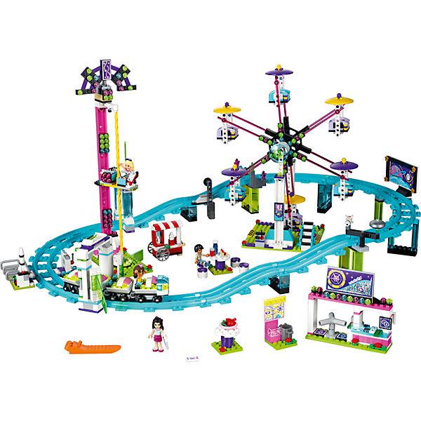 LEGO Friends 41130: Парк развлечений: американские горки