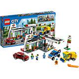 LEGO City 60132: Станция технического обслуживания