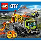 LEGO City 60122: Вездеход исследователей вулканов