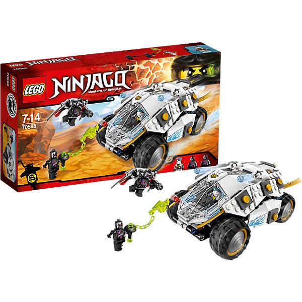 lego 70588 ninjago titan ninjamobil lego ninjago mytoys. Black Bedroom Furniture Sets. Home Design Ideas
