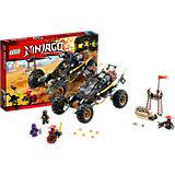 LEGO NINJAGO 70589: Горный внедорожник