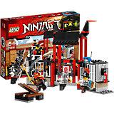 LEGO NINJAGO 70591: Побег из тюрьмы Криптариум