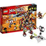 LEGO NINJAGO 70592: Робот-спасатель